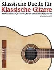 Klassische Duette Fur Klassische Gitarre