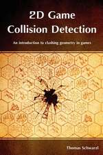 2D Game Collision Detection