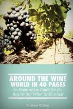 Around the Wine World in 40 Pages