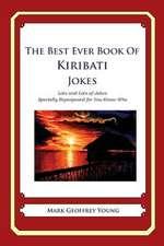 The Best Ever Book of Kiribati Jokes