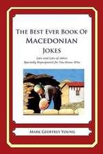 The Best Ever Book of Macedonian Jokes