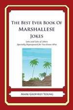 The Best Ever Book of Marshallese Jokes
