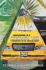 Confessions in a Crown Vic