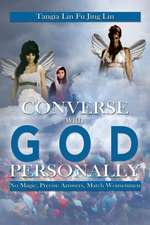 Converse with God Personally