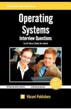 Operating Systems Interview Questions You'll Most Likely Be Asked:  Tips, Tricks, How-Tos, and Feature Cars!