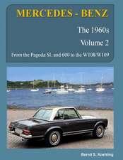 Mercedes-Benz, the 1960s, Volume 2