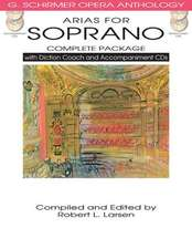 Arias For Soprano - Complete Package