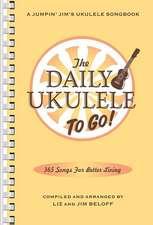 The Daily Ukulele:  Portable Edition