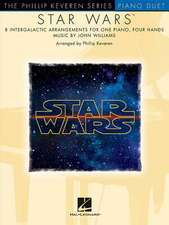 Star Wars: Arr. Phillip Keveren the Phillip Keveren Series Piano Duet