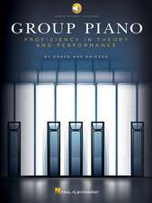 Group Piano: Proficiency in Theory and Performance