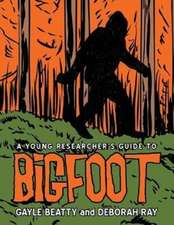 A Young Researcher's Guide to Bigfoot