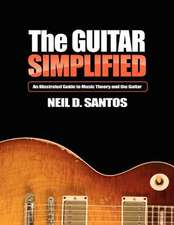 The Guitar Simplified