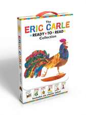 The Eric Carle Ready-To-Read Collection:  Have You Seen My Cat?/The Greedy Python/Pancakes, Pancakes!/Rooster Is Off to See the World/A House for Hermi