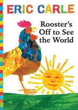 Rooster's Off to See the World [With Audio CD]:  A Lift-The-Flap Book (Lap Edition)
