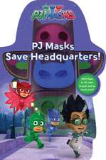 Pj Masks Save Headquarters!