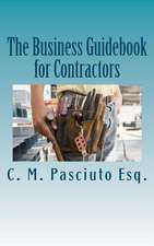 The Business Guidebook for Contractors