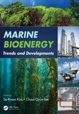 Marine Bioenergy:  Trends and Developments