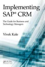 Implementing SAP(R) Crm