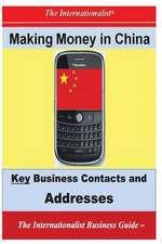 Making Money in China