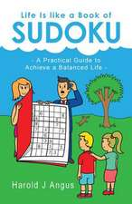 Life Is Like a Book of Sudoku