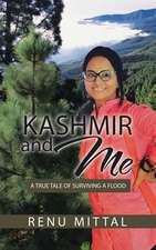 Kashmir and Me