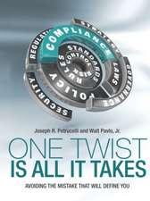 One Twist Is All It Takes