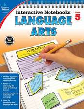 Language Arts, Grade 5