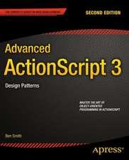 Advanced ActionScript 3: Design Patterns
