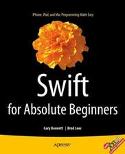 Swift for Absolute Beginners