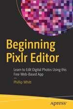 Beginning Pixlr Editor