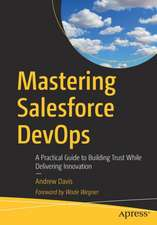 Mastering Salesforce DevOps