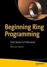 Beginning Ring Programming