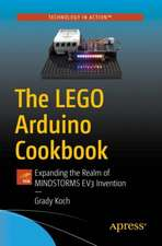 The LEGO Arduino Cookbook