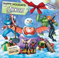 Happy Holidays! From the Avengers: Featuring the voice of Stan Lee!