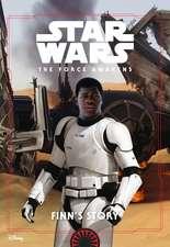 Star Wars Finn's Story