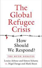 How Should We Respond to the Global Refugee Crisis?
