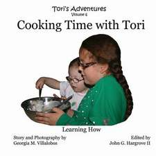 Cooking Time with Tori