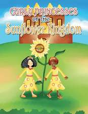 Curly Princesses of the Sunflower Kingdom