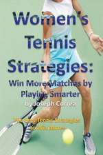 Women's Tennis Strategies