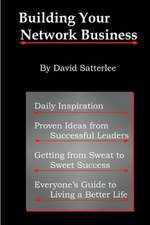 Building Your Network Business