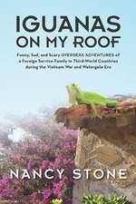 Iguanas on My Roof