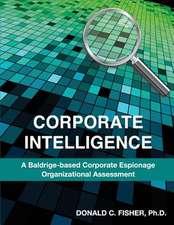 Corporate Intelligence