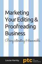 Marketing Your Editing & Proofreading Business