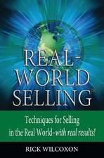 Real-World Selling