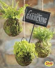 Creative Gardening:  Growing Plants Upside Down, in Water, and More