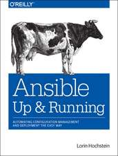 Ansible – Up and Running
