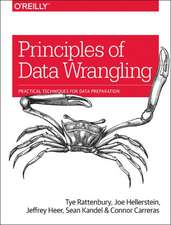 Principles of Data Wrangling