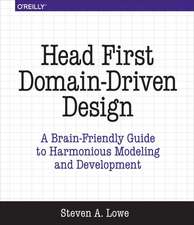 Head First Domain–Driven Design
