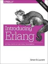 Introducing Erlang, 2e