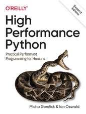 High Performance Python 2e